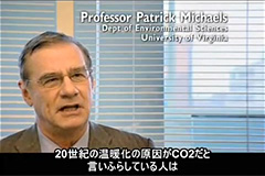 Professor Patrick Michaels