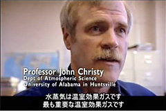 Professor John Christy