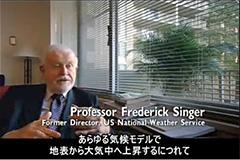 Professor Frederick Singer
