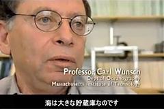 Professor Carl Wunsch