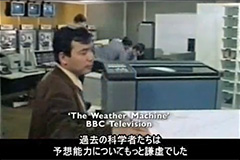 """The Weather Machine"" BBC Television"