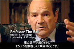 Professor Tim Ball
